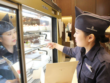 アンリ・シャルパンティエ都筑阪急店の画像・写真
