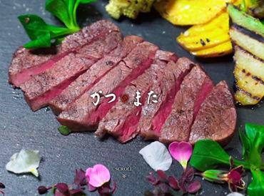 肉割烹 かつまたの画像・写真