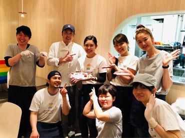 レインボーパンケーキ原宿本店  (RAINBOW PANCAKE)の画像・写真