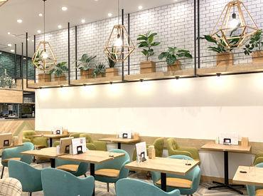 musi-vege+cafeなんばCITY(2021.4.14オープン予定)の画像・写真