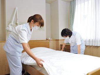 ワタキューセイモア関東支店 業務課90136[勤務地:千葉ろうさい病院] の画像・写真