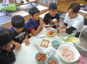 名北学童クラブの画像・写真