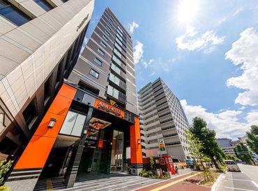 アパホテル(APA HOTEL)〈博多駅前二丁目〉の画像・写真