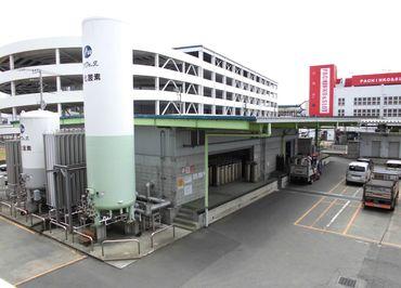 東日本エア・ウォーター物流株式会社 府中医療営業所の画像・写真