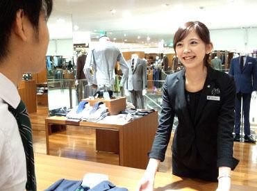 SUIT SELECT(スーツセレクト) 福岡香椎店の画像・写真