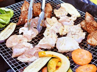 青葉の森BBQサービスの画像・写真