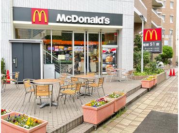 マクドナルド仲町台駅前店の画像・写真