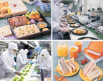 株式会社日本デリカフレッシュ千葉工場の画像・写真