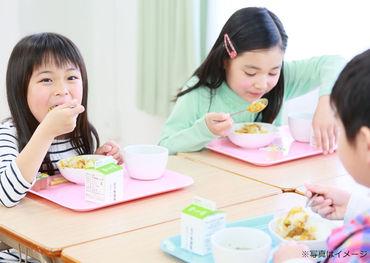 日本給食株式会社 勤務地:江戸川区児童相談所の画像・写真