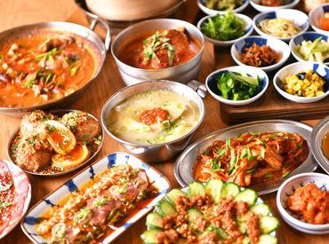 韓国食堂 ケジョン82 ※2021年2月上旬OPENの画像・写真