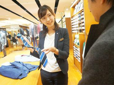 SUIT SELECT(スーツセレクト) マリエとやま店の画像・写真
