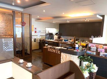 カフェ・シャンテの画像・写真