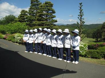青梅ゴルフ倶楽部の画像・写真
