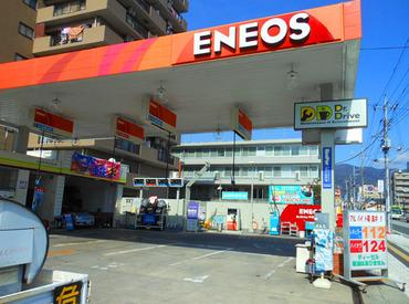 ENEOS 甲府北SS店の画像・写真