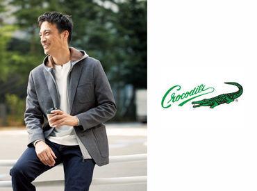 CROCODILE Men's(クロコダイルメンズ) イオン伊丹店の画像・写真