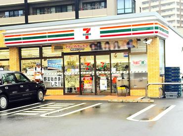 セブン-イレブン習志野谷津1丁目店の画像・写真