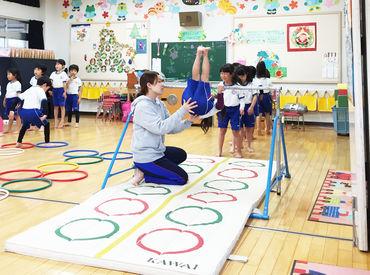 カワイ体育教室 ※新潟エリアの画像・写真