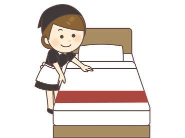 エスサポート ※勤務地:HOTEL AZ 広島三原店の画像・写真