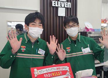 セブン-イレブン 東京高校前店の画像・写真