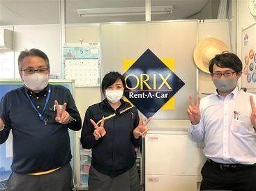 オリックスレンタカー 名古屋ささしまライブ店の画像・写真
