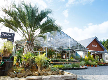 Botanical & Cafe Breed (※2021年夏リニューアルOPEN)の画像・写真