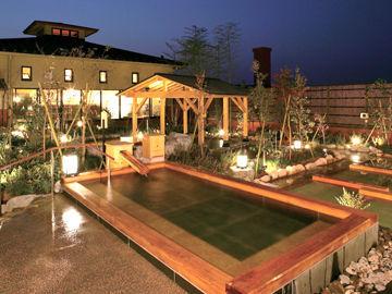 極楽湯 羽生温泉の画像・写真