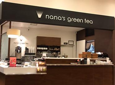nana's green tea イオンレイクタウン店の画像・写真