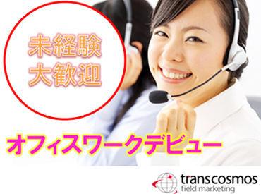 トランスコスモスフィールドマーケティング株式会社 横浜支店 ※勤務地:川崎駅/D126の画像・写真