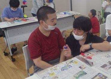 社会福祉法人 熊本市社会福祉事業団 【勤務地:はなぞの学苑(就労B)】の画像・写真