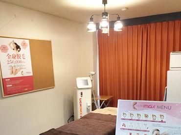 メンズ脱毛MAX七尾店の画像・写真