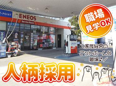 株式会社オザワ ENEOS赤城山SSの画像・写真