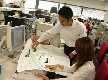 株式会社 建設技術研究所 東京オフィスの画像・写真
