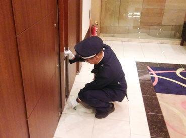 株式会社ベッセルテクノサービス ※勤務地:福山ニューキャッスルホテルの画像・写真