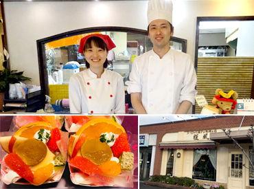 ヨーロッパ菓子と料理の店 雅風(がふう)の画像・写真