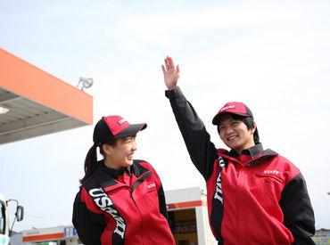 宇佐美ガソリンスタンド ※163号名阪中瀬インター店(出光) U-01の画像・写真