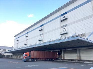日通・NPロジスティクス株式会社 東日本グローバル物流センターの画像・写真