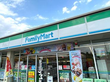 ファミリーマート丸萬清瀬竹丘店の画像・写真