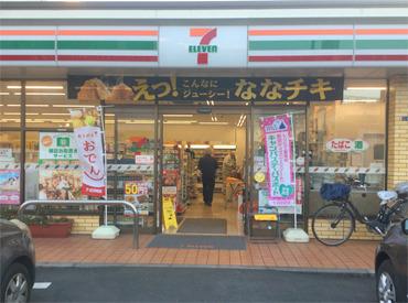 セブンイレブン江東亀戸1丁目店の画像・写真