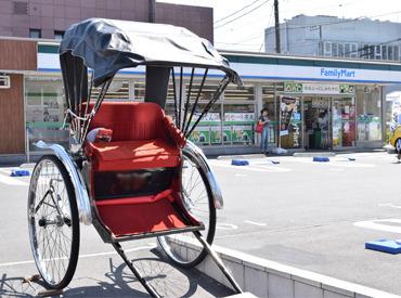 ファミリーマート 鎌倉二の鳥居店の画像・写真