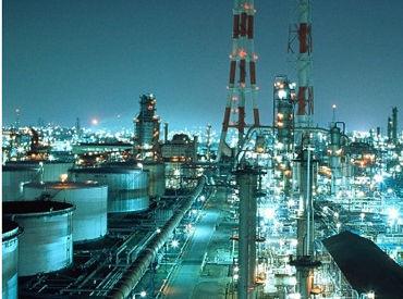 堺製油所 石油施設内の画像・写真