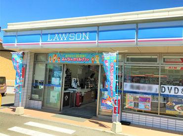 ローソン東温南方店の画像・写真
