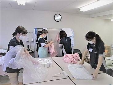 ワタキューセイモア関東支店 業務課89214[勤務地:越谷市立病院] の画像・写真