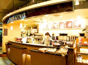 CAFÉ de CRIE(カフェ・ド・クリエ)T-CAT店の画像・写真