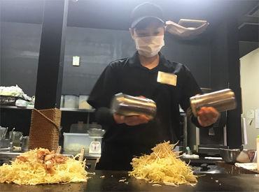 広島お好み焼き 鉄板焼き 大地の母 高井店の画像・写真