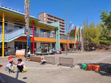 社会福祉法人徳丸福祉会 餅ヶ浜保育園の画像・写真