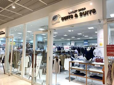 スーツ&スーツ堺プラットプラット店の画像・写真