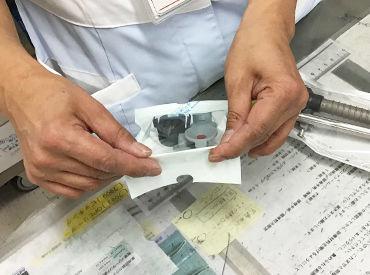 ワタキューセイモア株式会社 ※勤務地:伊勢赤十字病院の画像・写真
