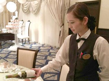 京浜サービス株式会社 (勤務先:ホテルオークラ東京ベイ)の画像・写真