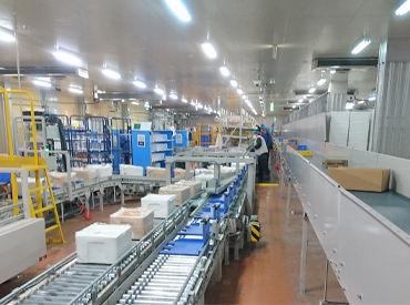 生活協同組合連合会 東海コープ事業連合 桑名物流センターの画像・写真