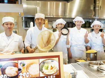 宮武讃岐製麺所 入間アウトレットパーク店の画像・写真